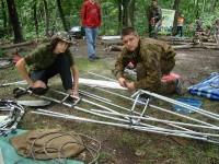 Летний скаутский лагерь 2010 -